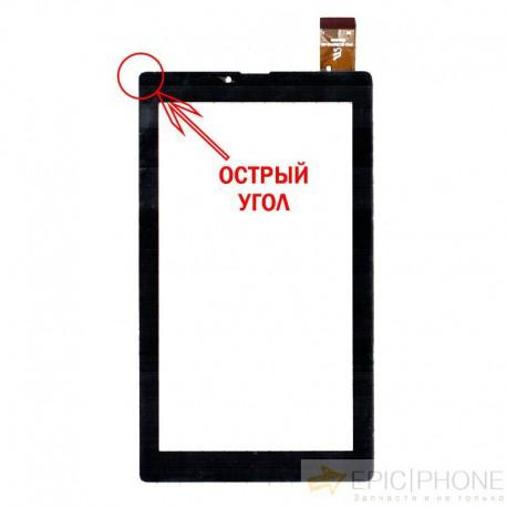 Тачскрин(сенсор) для Digma Optima 7.21 3G TT7021PG Черный