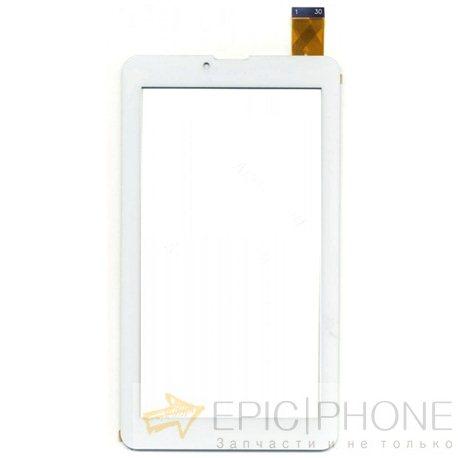 Тачскрин(сенсор) для Lexand SB7 PRO HD Drive Белый