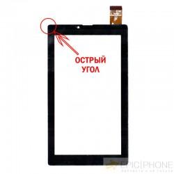 Тачскрин(сенсор) для Digma Optima Prime 3G TT7000PG Черный