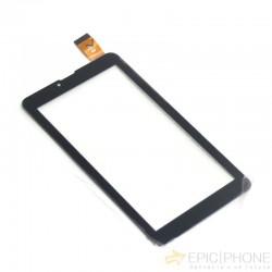 Тачскрин(сенсор) для Digma Optima Prime 3G TT7000PG Черный - тип2