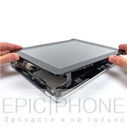 Замена тачскрина(сенсора) на планшете teXet TM-7076