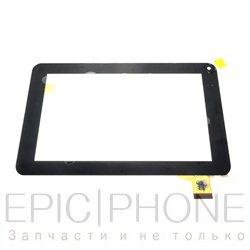 Тачскрин(сенсор) для Explay N1 Plus Черный