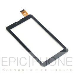 Тачскрин(сенсор) для Roverpad Go S7 Черный