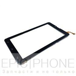 Тачскрин(сенсор) для MegaFon Login 4 LTE Черный