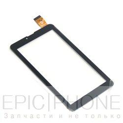 Тачскрин(сенсор) для Prestigio MultiPad PMT3067 3G Черный
