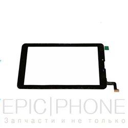 Тачскрин(сенсор) для Билайн Таб Фаст 4G Черный