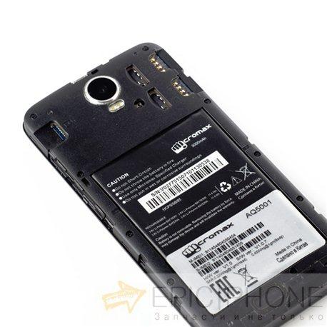 Замена аккумулятора на телефоне Micromax AQ5001
