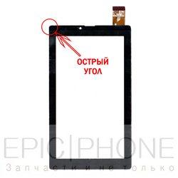 Тачскрин(сенсор) для Digma Optima 7504M 3G TS7038EG Черный