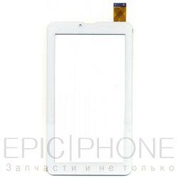 Тачскрин(сенсор) для Tesla Effect 7.0 3G Белый