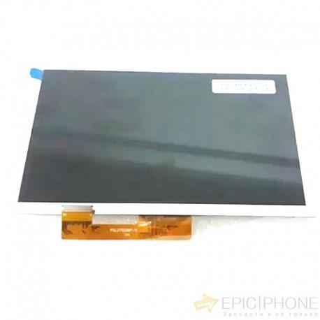 Дисплей LCD(матрица) Irbis TZ70