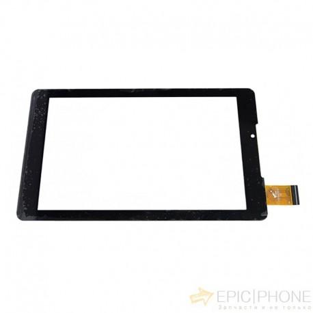 Тачскрин(сенсор) для Prestigio MultiPad PMT3767 3G Черный