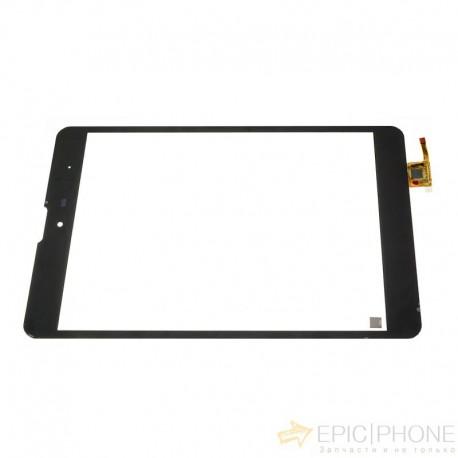 Тачскрин(сенсор) для teXet TM-7858 3G NaviPad Черный