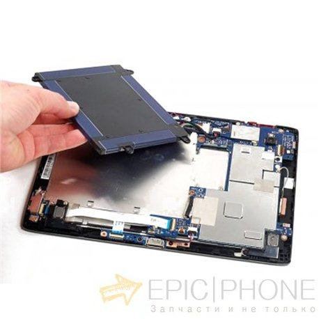 Замена аккумулятора на планшете Oysters T72V